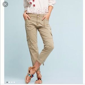 New Sanctuary crop cargo pants